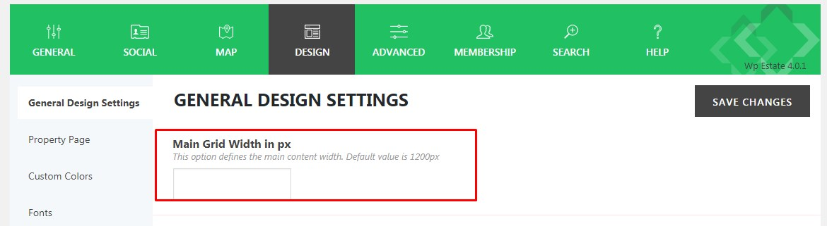 Change Menu Color Only Front Page WordPress